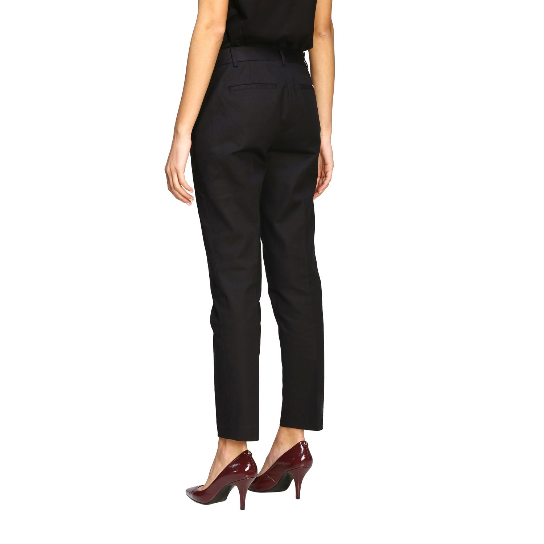 Trousers women Michael Michael Kors black 3