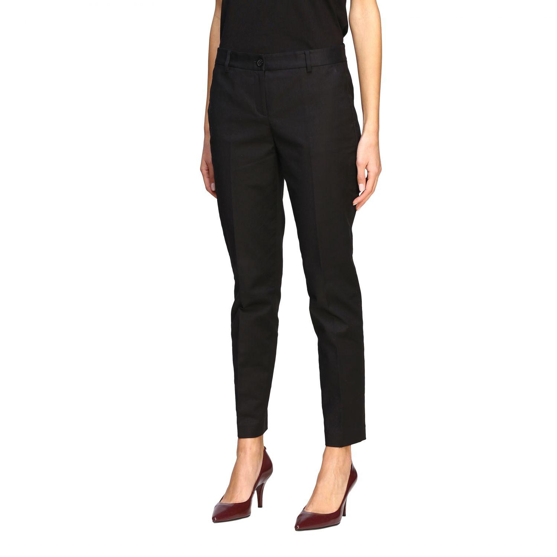 Trousers women Michael Michael Kors black 4