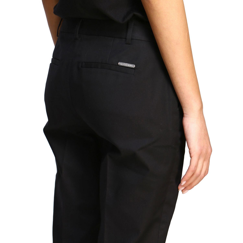 Trousers women Michael Michael Kors black 5