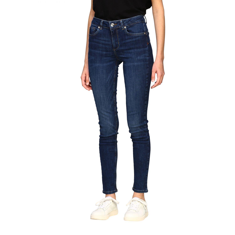 Jeans mujer Liu Jo azul oscuro 3