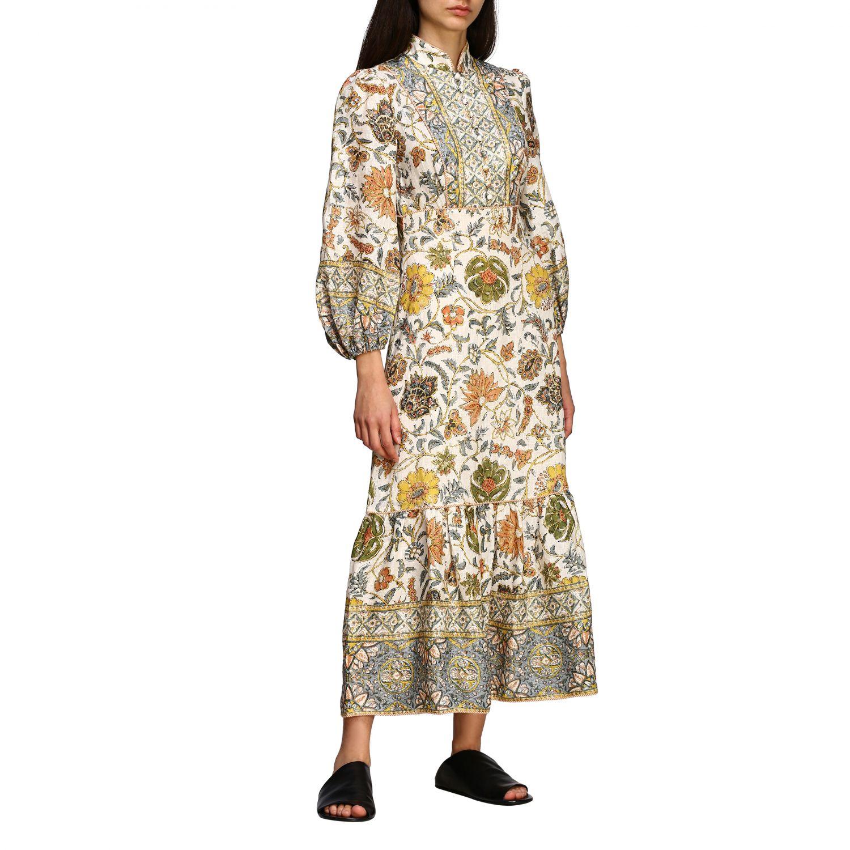Robes femme Zimmermann multicolore 1