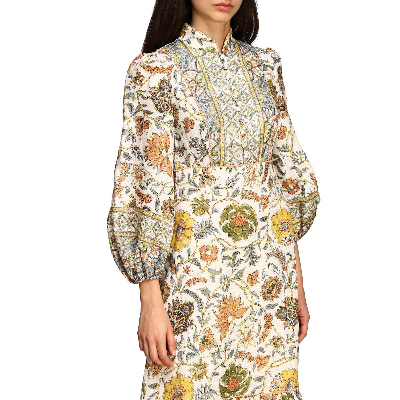 Robes femme Zimmermann multicolore 4
