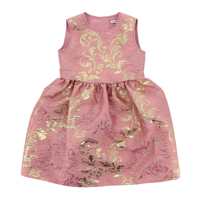 Abito Dolce & Gabbana: Abito Dolce & Gabbana in broccato rosa 1