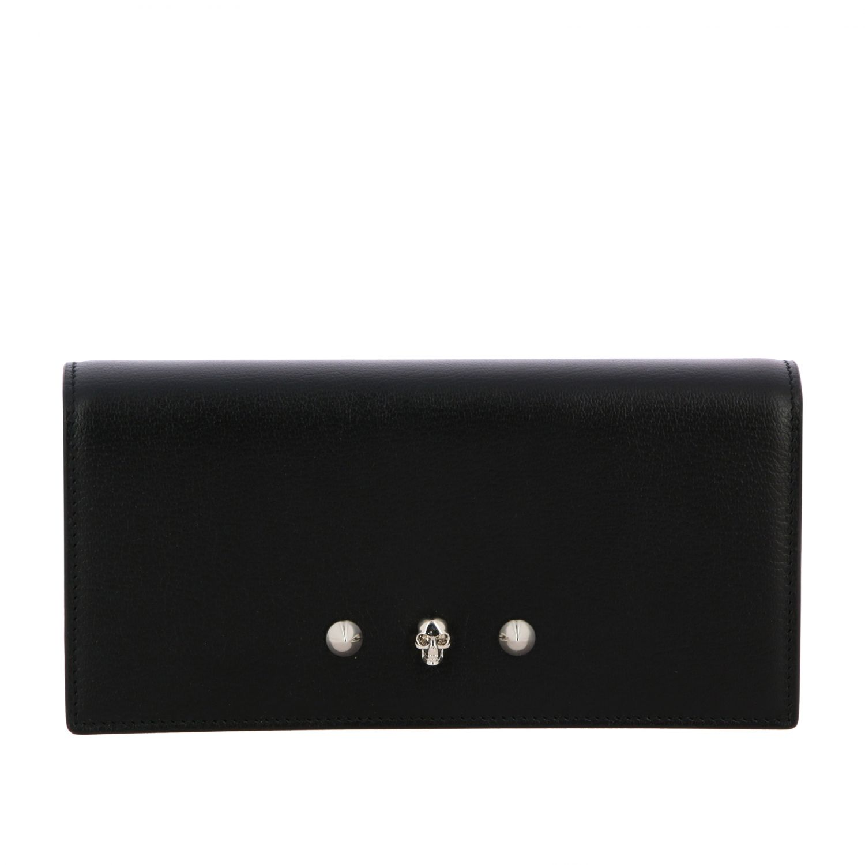 Wallet Mcq Mcqueen: Wallet women Mcq Mcqueen black 1
