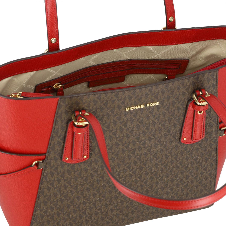 sac mk rouge