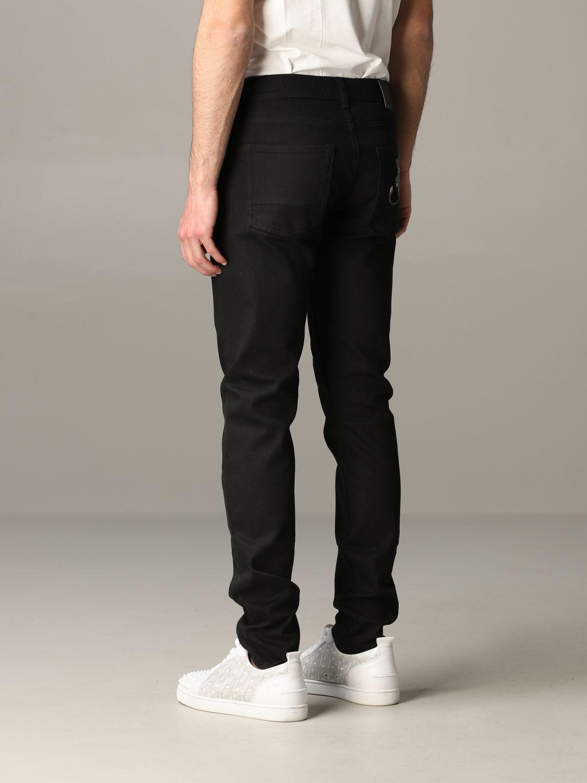 Jeans Mcq Mcqueen: Jeans hombre Mcq Mcqueen negro 3