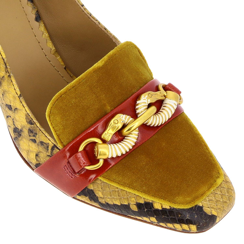 Court shoes Tory Burch: High heel shoes women Tory Burch red 4