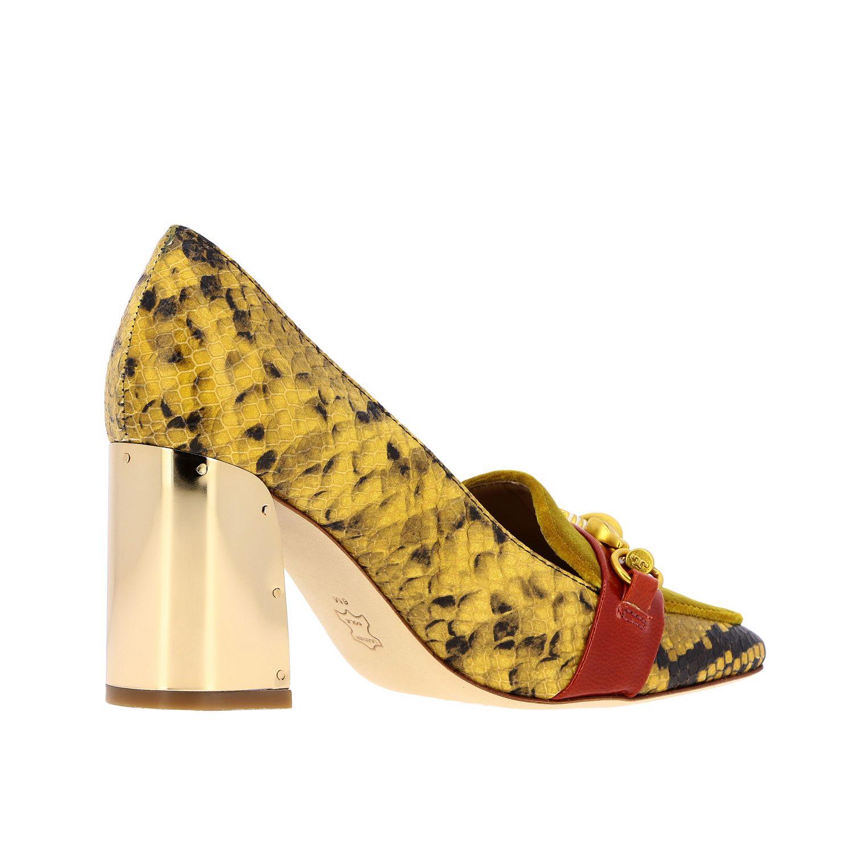 Court shoes Tory Burch: High heel shoes women Tory Burch red 5