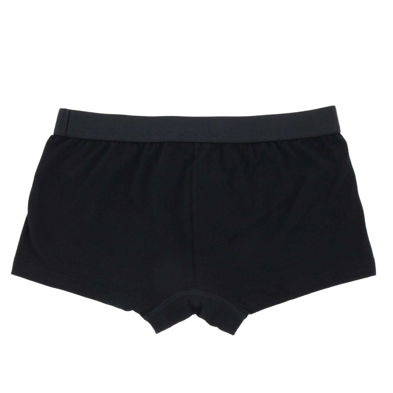 Underwear Dolce & Gabbana: Dolce & Gabbana men's underwear with band and logo black 2