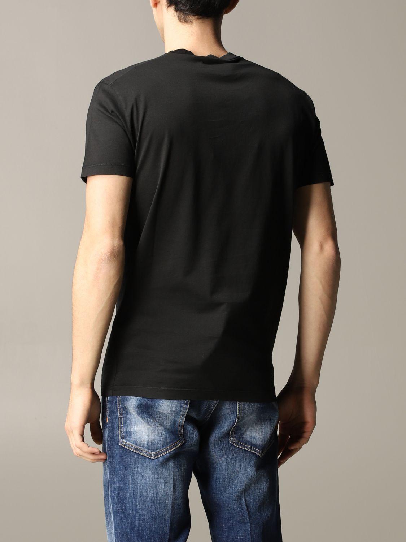 T恤 男士 Dsquared2 黑色 3
