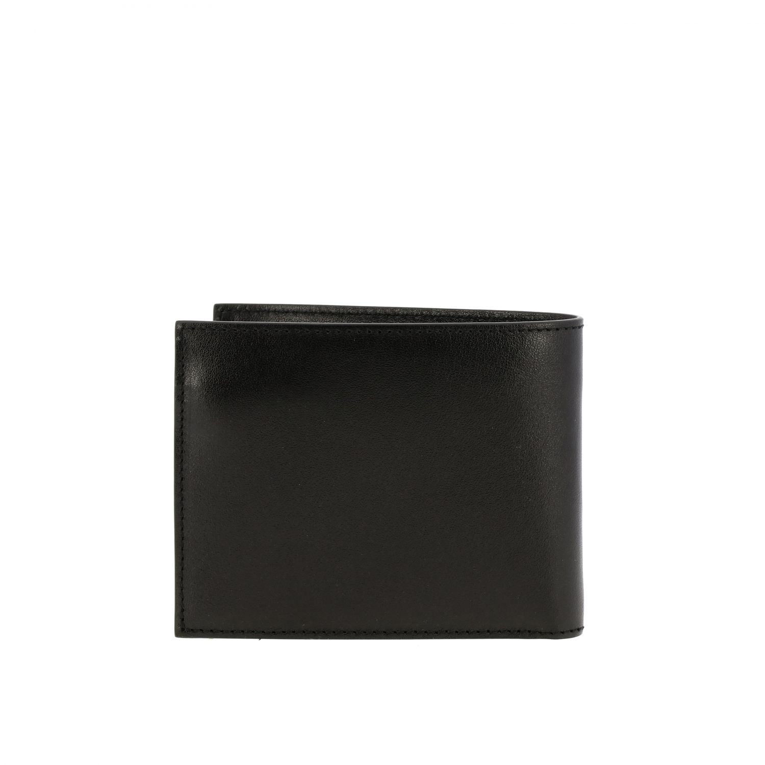 Off White leather wallet with