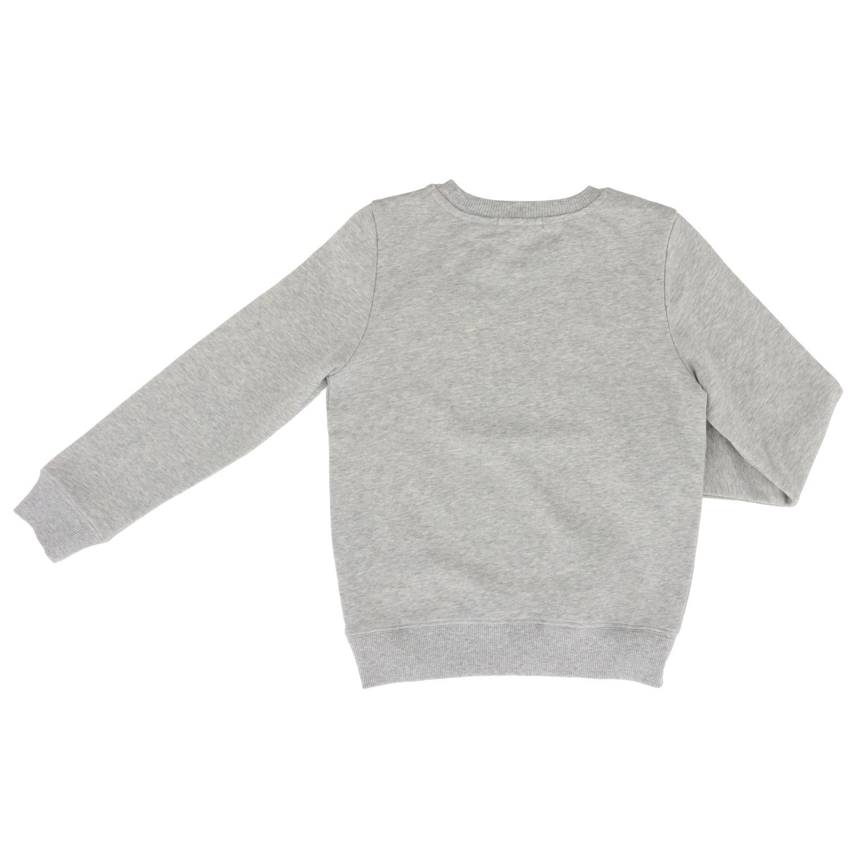 Maglia Calvin Klein: Felpa Calvin Klein con monogramma CK grigio 2