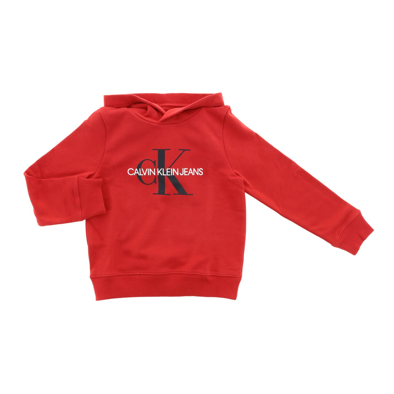 Jumper Calvin Klein: Jumper kids Calvin Klein red 1