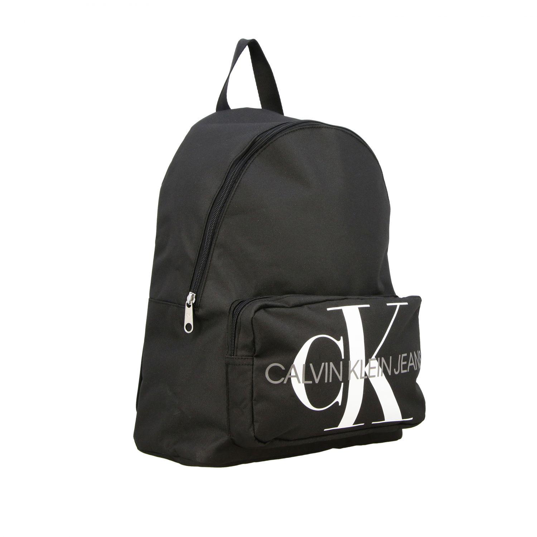 Duffel bag kids Calvin Klein black 2
