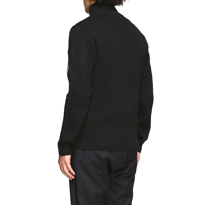 Maglia uomo C.p. Company nero 3