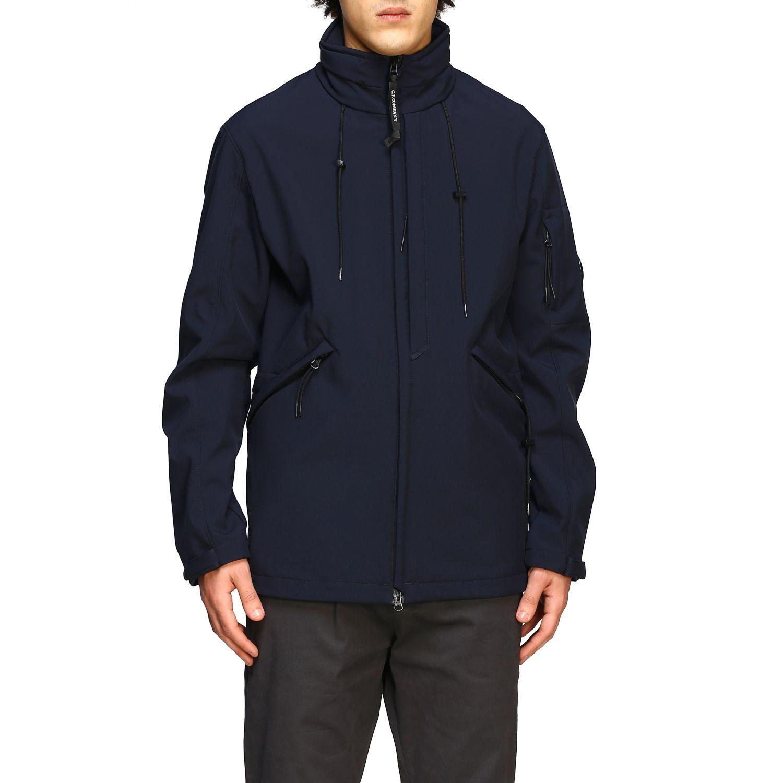 Giacca uomo C.p. Company blue navy 1