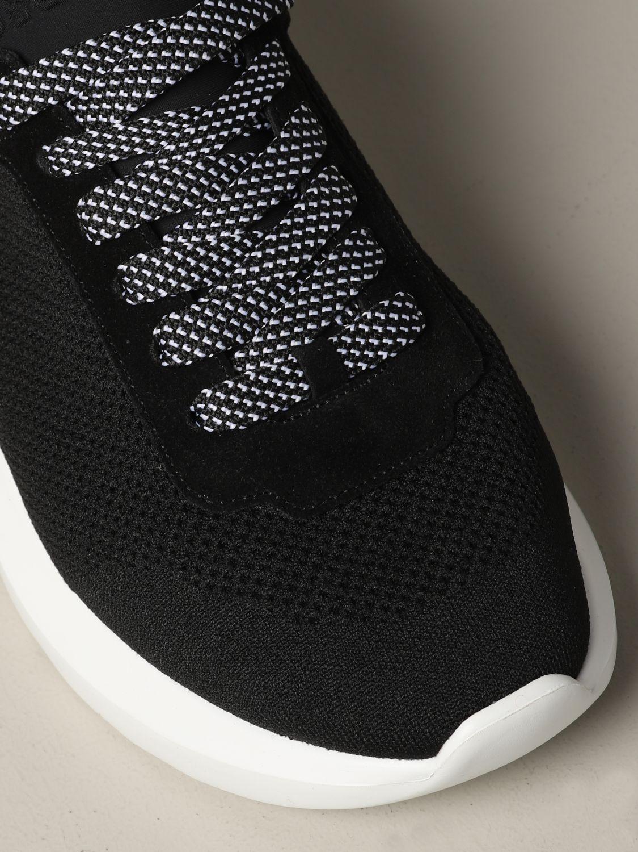 Zapatillas hombre Dsquared2 negro 4