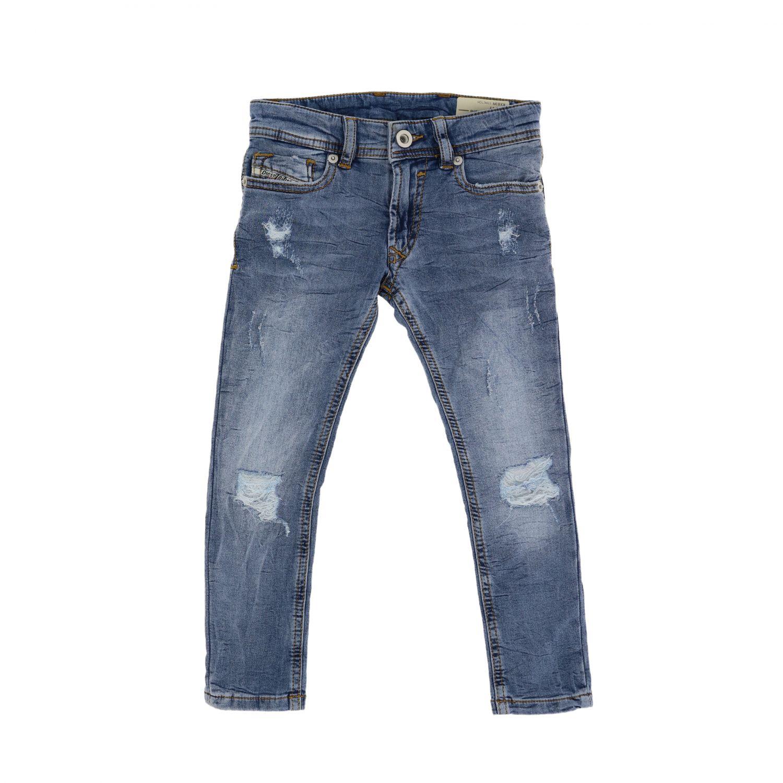 Jeans Diesel: Jeans Diesel in denim used con rotture denim 1