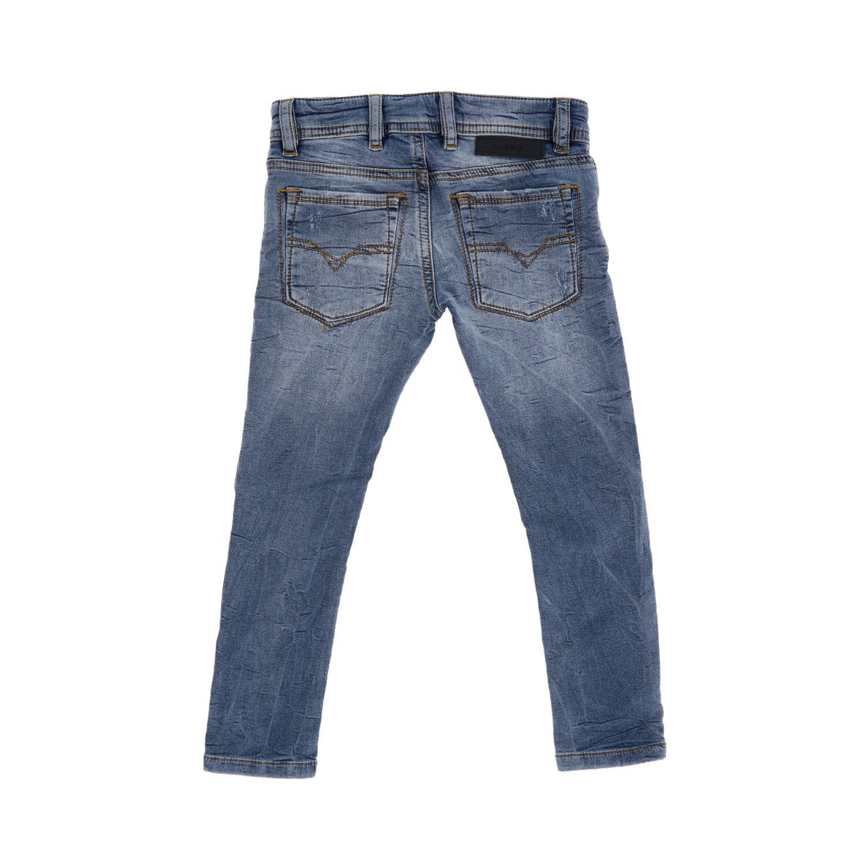 Jeans Diesel: Jeans Diesel in denim used con rotture denim 2