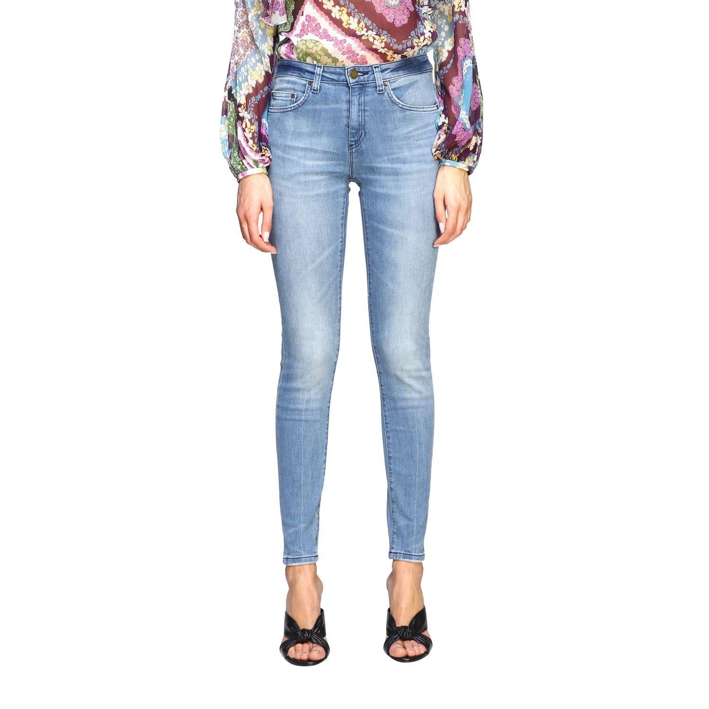 Jeans women Michael Michael Kors blue 1