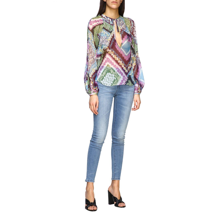 Jeans women Michael Michael Kors blue 2