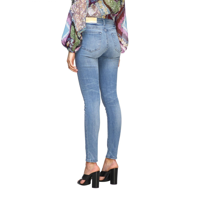Jeans women Michael Michael Kors blue 3