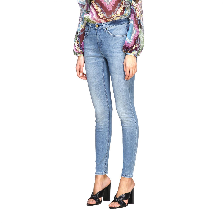Jeans women Michael Michael Kors blue 4