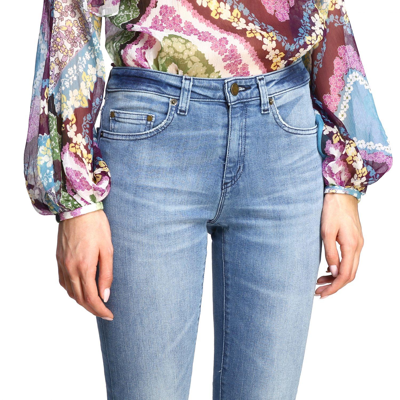 Jeans women Michael Michael Kors blue 5