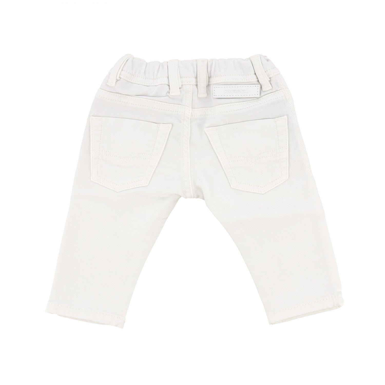 Diesel 5-pocket jeans white 2