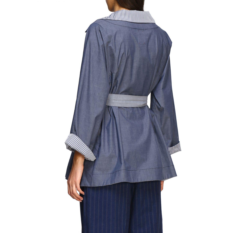 Shirt Antonio Marras: Shirt women Antonio Marras blue 3