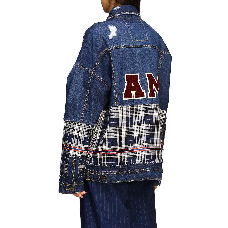 Jacket Antonio Marras: Jacket women Antonio Marras denim 3