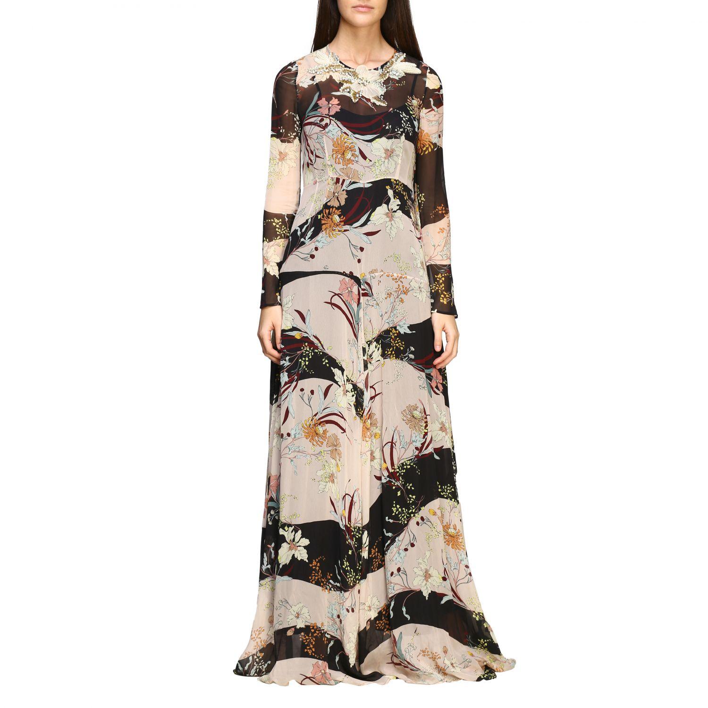 Dress Antonio Marras: Dress women Antonio Marras multicolor 1
