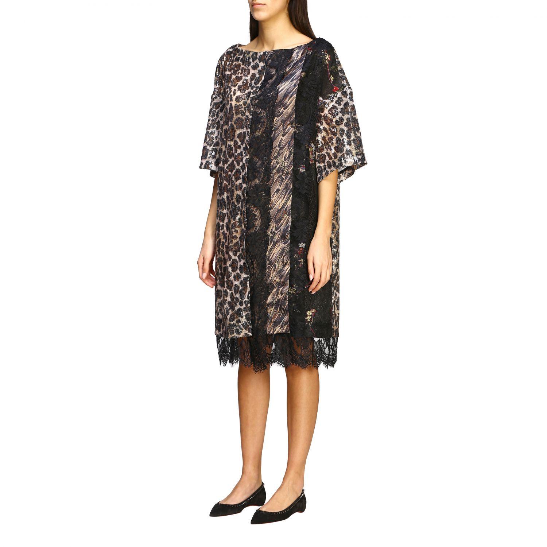 Dress Antonio Marras: Dress women Antonio Marras multicolor 3