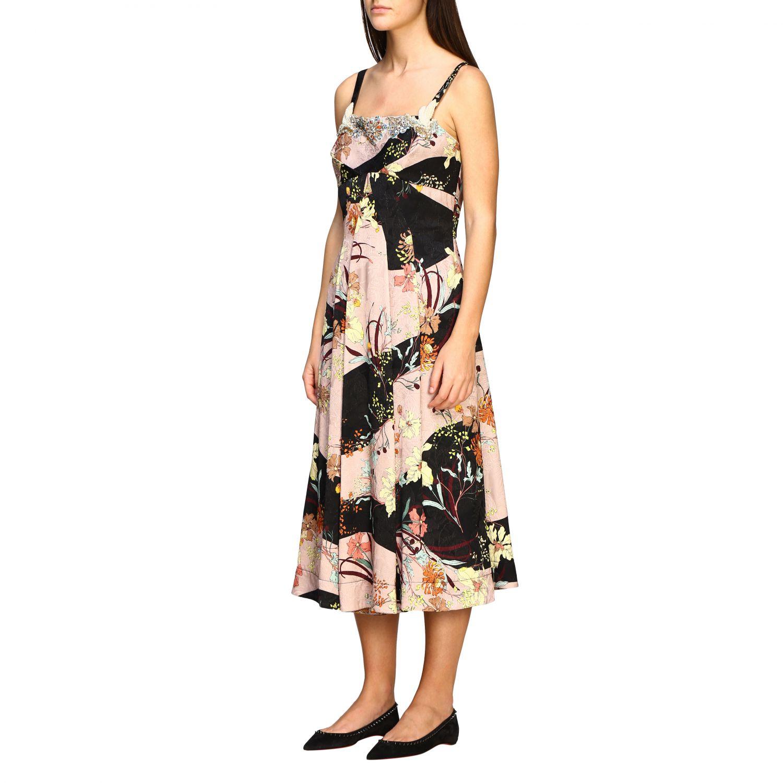 Dress Antonio Marras: Dress women Antonio Marras multicolor 4
