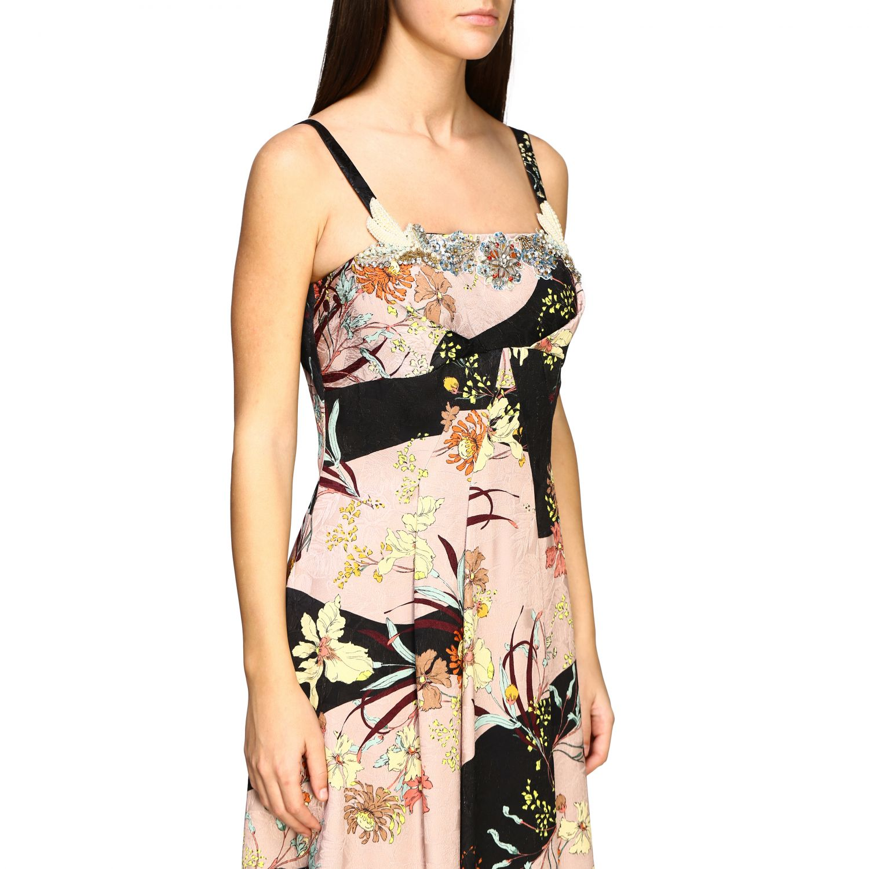 Dress Antonio Marras: Dress women Antonio Marras multicolor 5