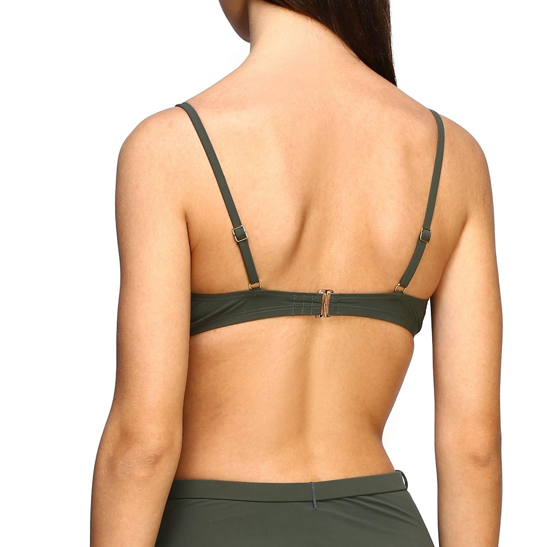 Swimsuit women Tory Burch green 3