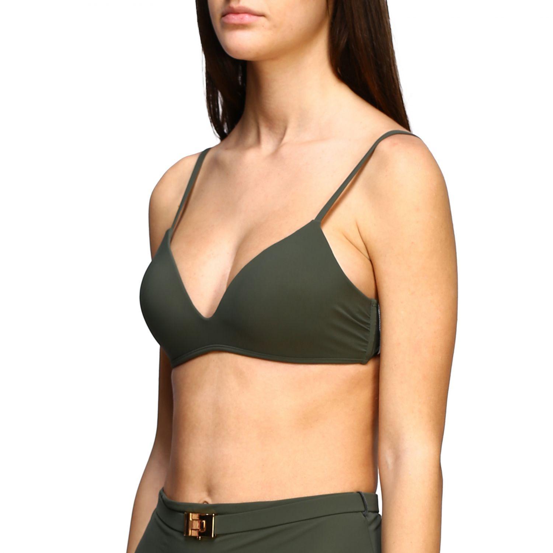 Swimsuit women Tory Burch green 4