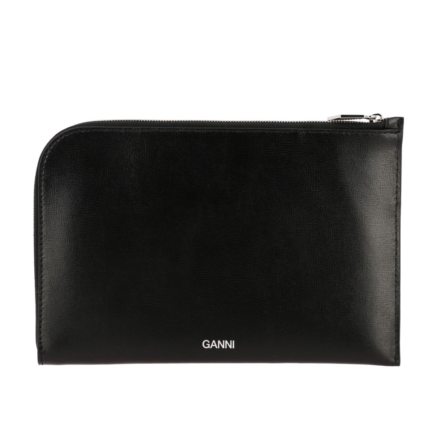 Clutch women Ganni black 1