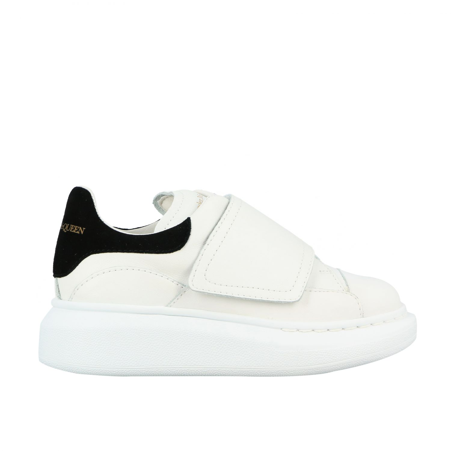 Shoes Alexander Mcqueen: Shoes kids Alexander Mcqueen white 1