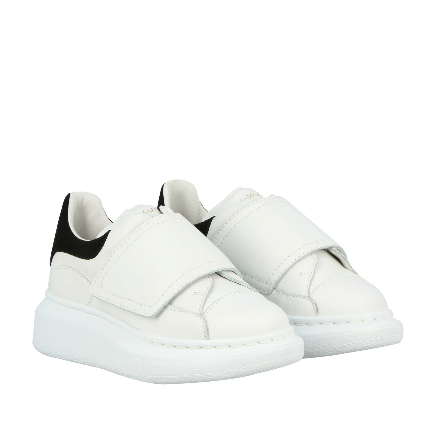 Shoes Alexander Mcqueen: Shoes kids Alexander Mcqueen white 2