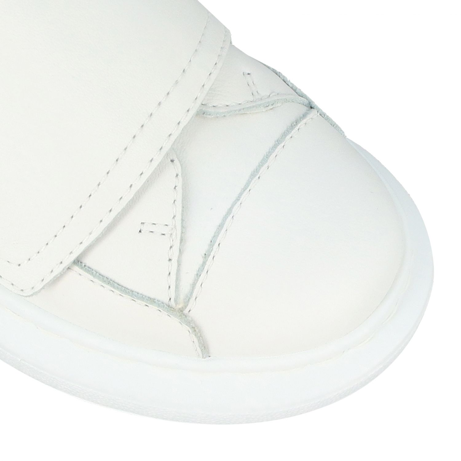 Shoes Alexander Mcqueen: Shoes kids Alexander Mcqueen white 4
