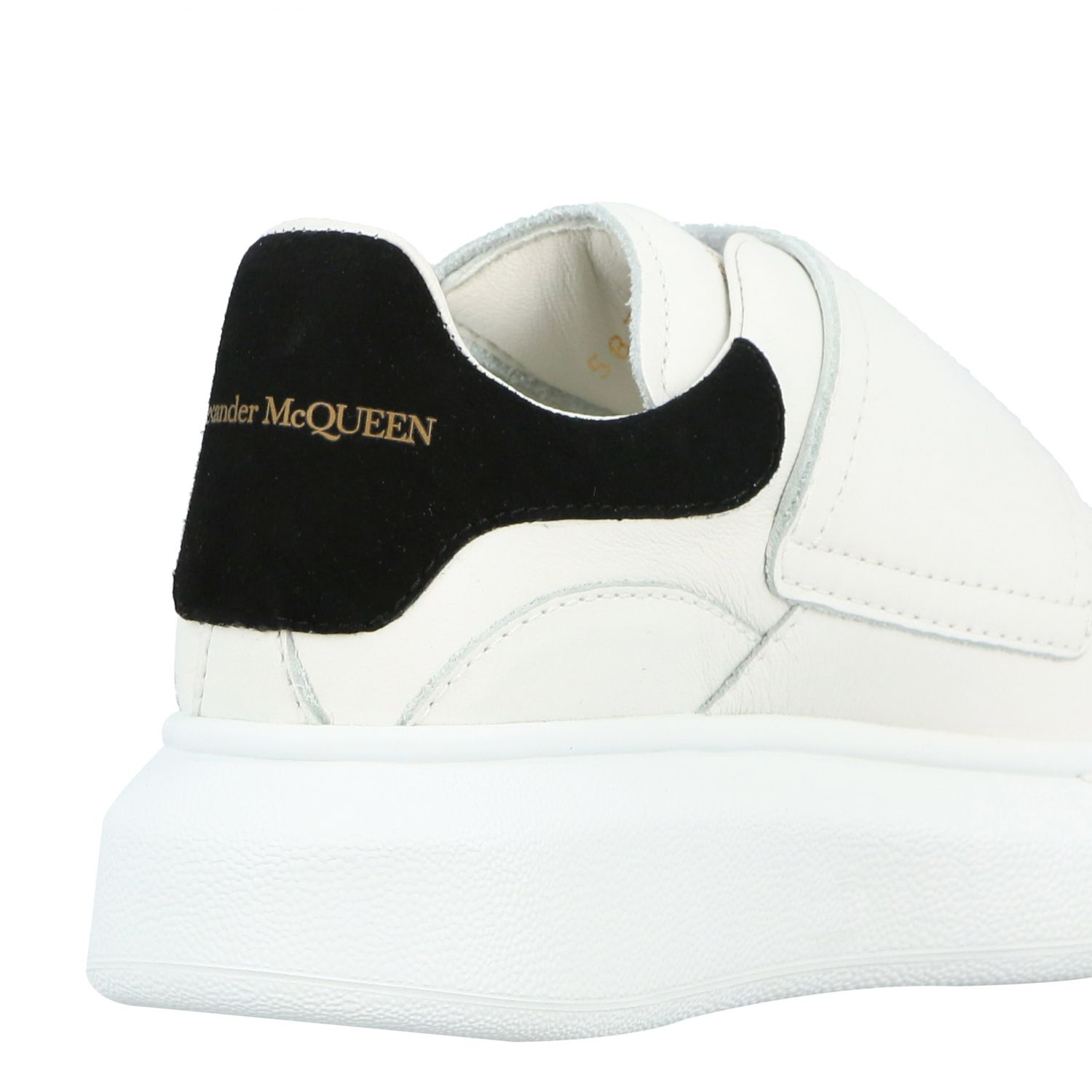 Shoes Alexander Mcqueen: Shoes kids Alexander Mcqueen white 5