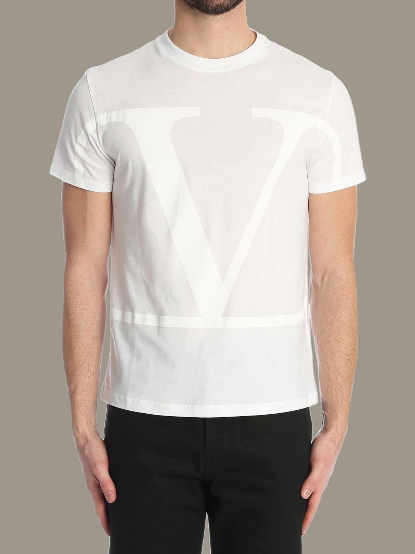 T-shirt men Valentino white 1 1