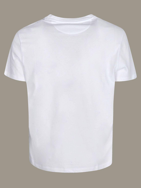 T-shirt men Valentino white 1 3