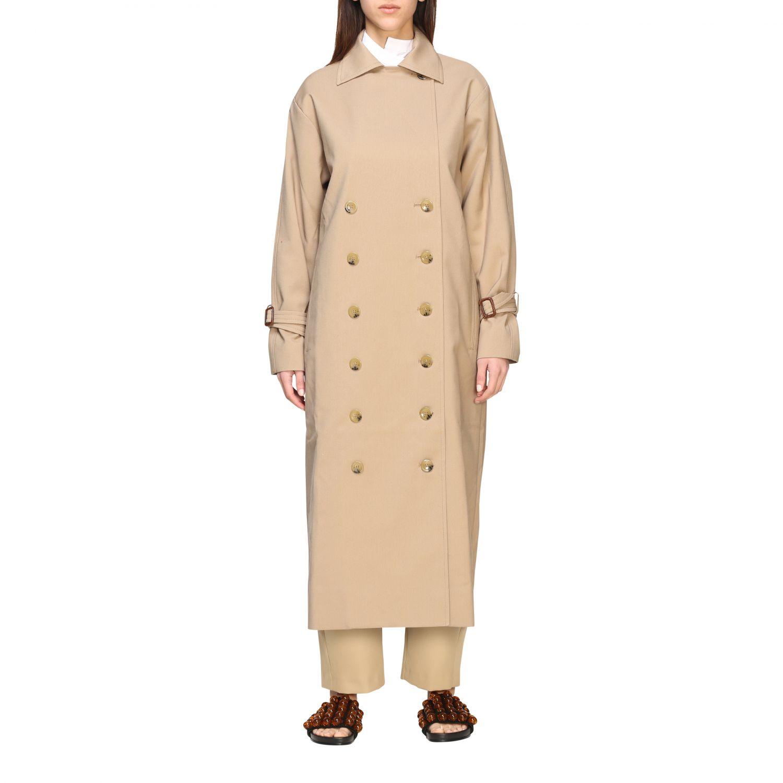 大衣 女士 Toteme 绿色 1