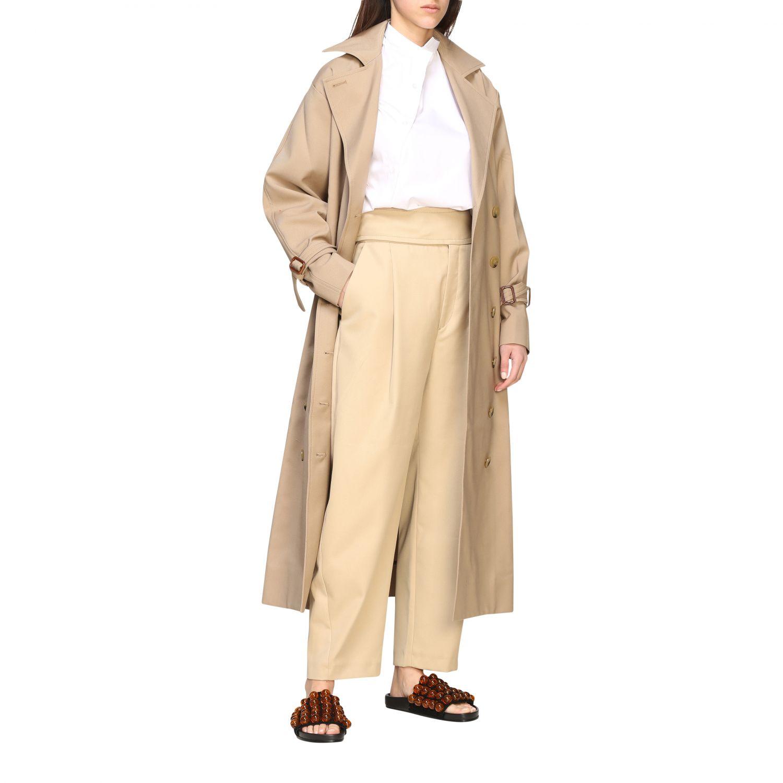 大衣 女士 Toteme 绿色 2