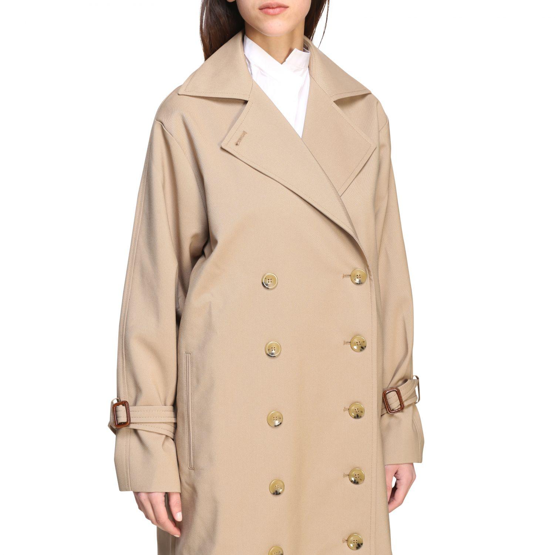 大衣 女士 Toteme 绿色 5