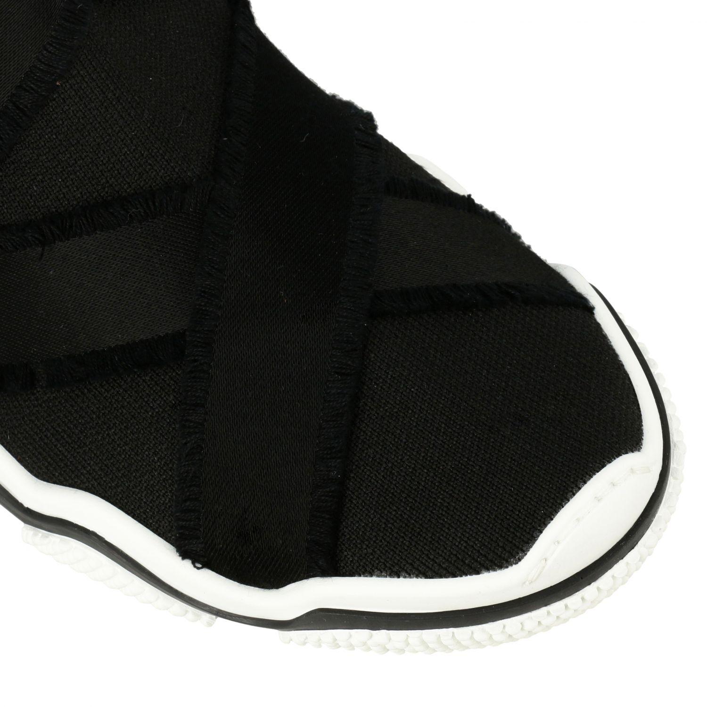 Zapatillas mujer Red(v) negro 4