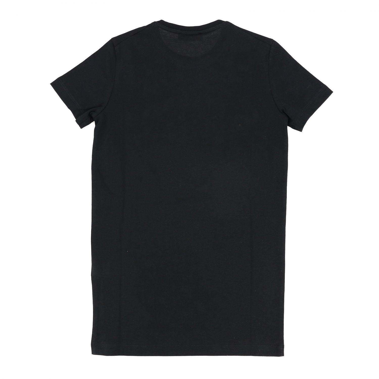 Vestido niños Dsquared2 Junior negro 2