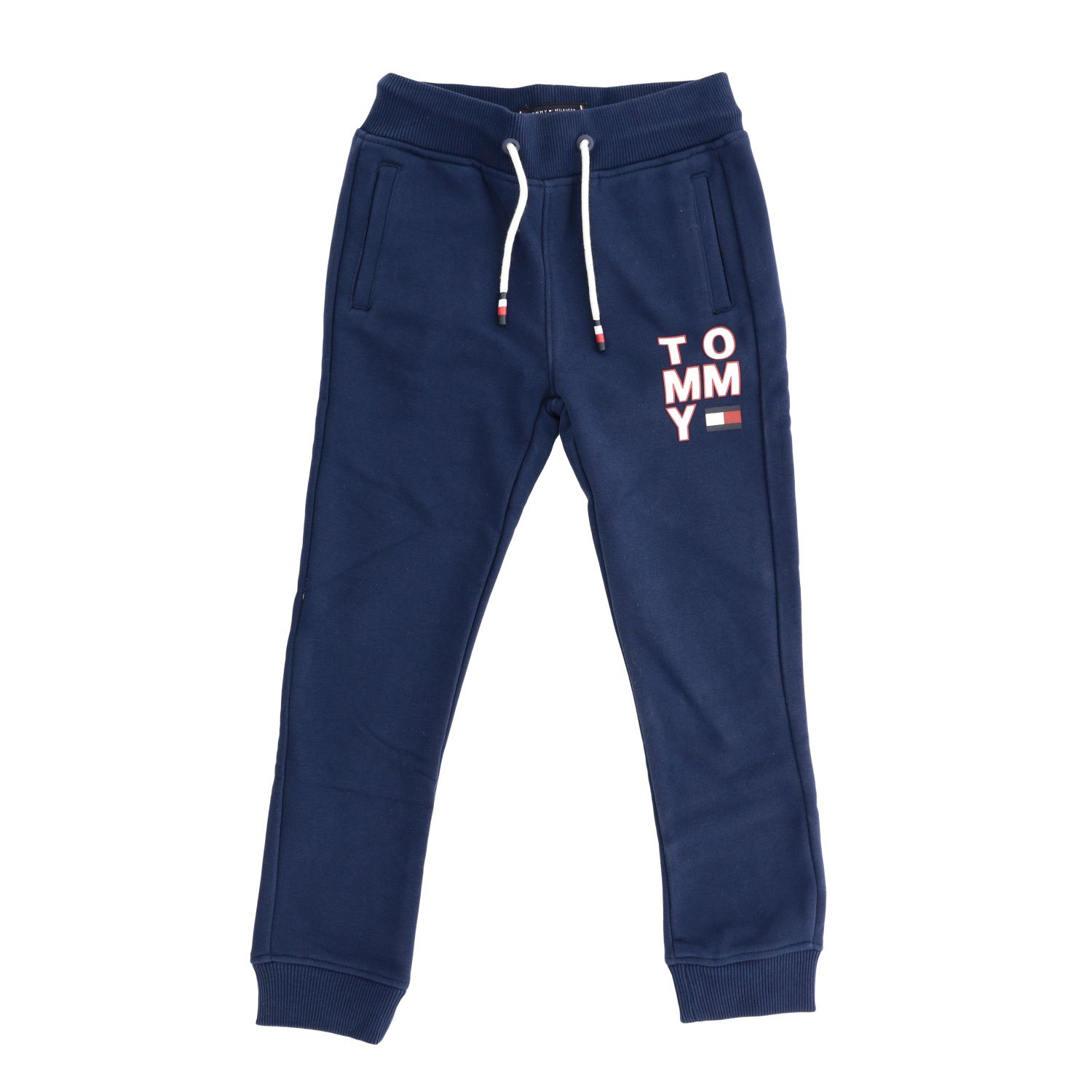 Tommy Hilfiger jogging trousers with logo black 1